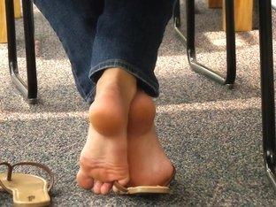 Candid feet #53