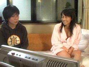 Fabulous Japanese slut in Incredible JAV video