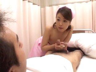 Amazing Japanese model Miyu Hoshino in Hottest Nurse/Naasu, Small Tits JAV movie