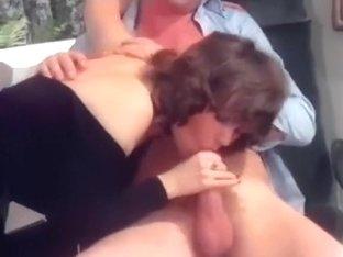 huge tit service