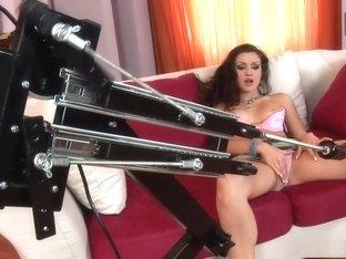 Horny pornstar Aletta Ocean in best big tits, dildos/toys adult video