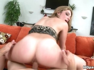Fabulous pornstar in Crazy Shaved, Blonde sex movie