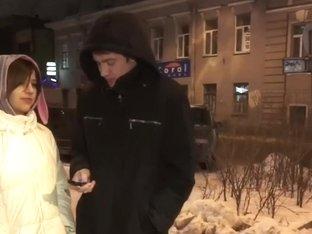 Russian Friends meet each other