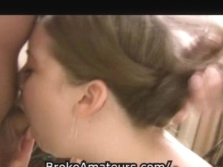 BrokeAmateurs Video: Teen Tits