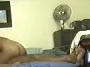 Hidden webcam in basement records their lovemaking