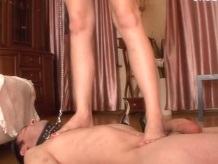 Under-Feet Video: Tifany