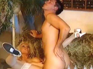 MMVFilms Video: Busty Blonde Fucking Hard