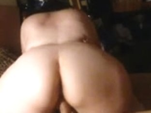 Phat ass ex girlfriend rides my dick