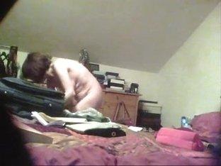 hidden camera wife & toy