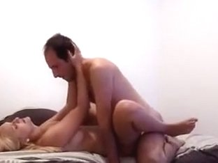Romanian blonde gets fucked in different positions.