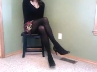 Amazing Amateur record with stockings scenes