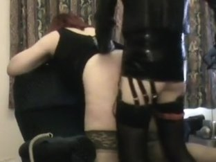 nicky gets fucked by her mistress