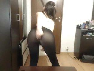 Hottest Webcam clip with Masturbation scenes