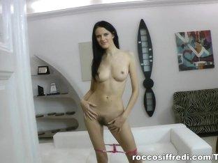 Amazing pornstar in Crazy POV, Brunette xxx movie