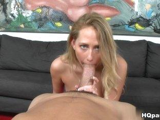 Crazy pornstar in Best Facial, Blonde porn video