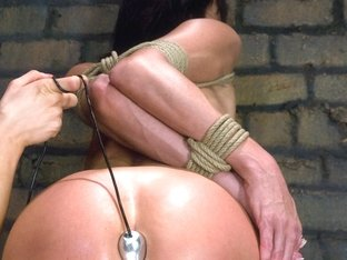 Horny anal, fetish sex video with exotic pornstars Cecilia Vega and Princess Donna Dolore from Wir.