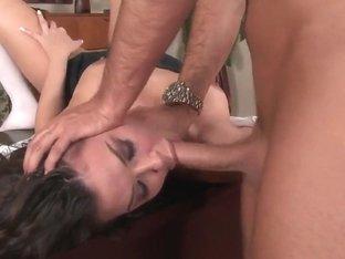 Keiran Lee fucks curvy schoolgirl Sophia Santi