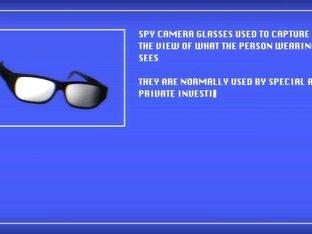 Fucking Glasses - Mazy Teen - Public restroom orgasm