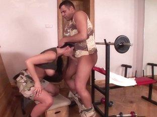 Exotic pornstar in horny blowjob, brazilian porn movie