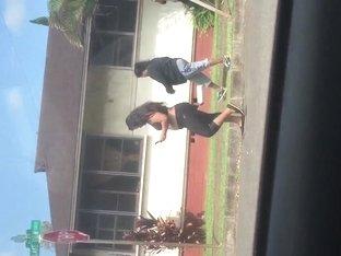 Samoan ass