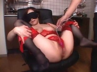 Crazy Japanese whore Ranko Miyama in Horny Big Tits, Stockings/Pansuto JAV scene