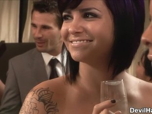 Allie Haze in Sinderella And Me, Scene #02 - SweetSinner