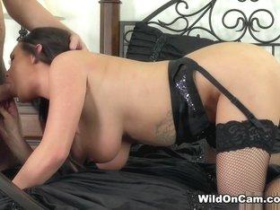 Incredible pornstar Rachele Richey in Amazing Brunette, Tattoos sex movie