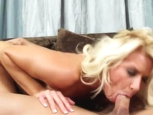 Anikka Albrite and Johnny Castle in steaming hot action