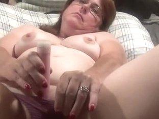 Mature cum panties