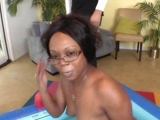 Big ass black girl