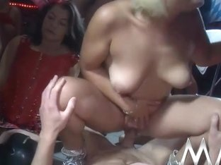 MMVFilms Video: A Massive Orgy