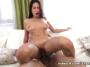 Horny pornstar in Hottest Redhead, Asian adult clip