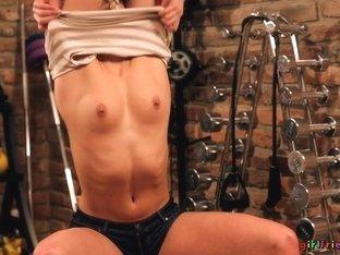 Exotic pornstar K.C. Williams in Crazy Masturbation, Solo Girl porn scene