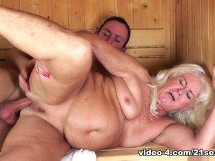 Amazing pornstar in Best Big Ass, Blonde sex movie