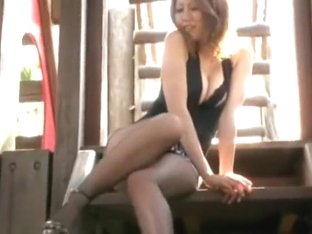 Crazy Japanese whore Ruka Ichinose in Amazing Compilation, Outdoor JAV clip