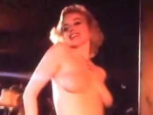 Hot impromptu strip in Alpine club (1983 vintage softcore)