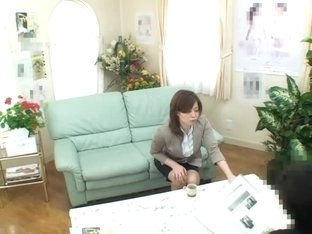 Spy cam movie with japanese hammer drilling rough a sexy bun