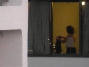 Hotel Window 45