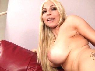 Best pornstar Christie Stevens in crazy handjob, big tits sex scene