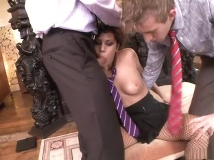 Amazing pornstar Coco Charnelle in horny facial, college porn scene