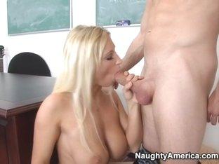 Devon Lee & Jeremey Holmes in My First Sex Teacher