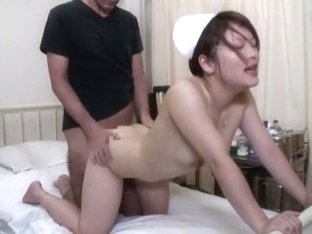 Fabulous Japanese whore Emi Yoshida in Best Big Tits, Doggy Style JAV clip