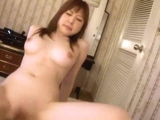 Fabulous Japanese chick Runna Sakai in Incredible Big Tits, Dildos/Toys JAV video