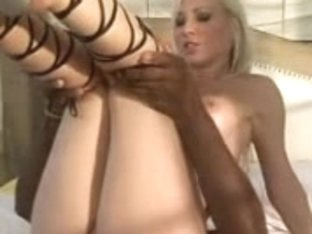 Brazilian Interracial Anal three