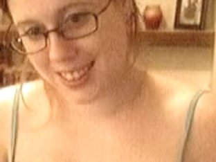 I'm a busty webcam tramp showing off