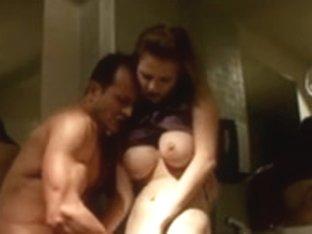 Tarra White anal in public baths