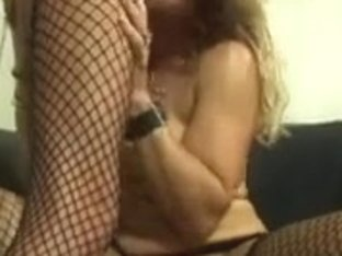 Two Amateur CD's play with a girlfiend