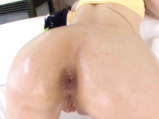 Sarah Shevon getting her ass screwed