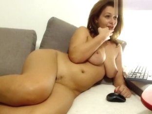 Patrice_26 playing with a vibrator