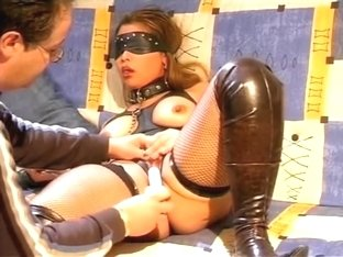 Asian mature Tied Up